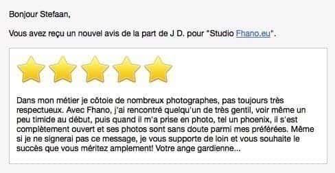Studio Photographe Hainaut Belgique France 7700 be _avis clients 006
