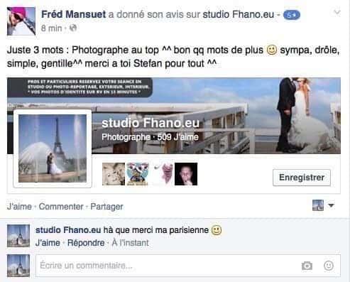 Studio Photographe Hainaut Belgique France 7700 be _avis clients 017