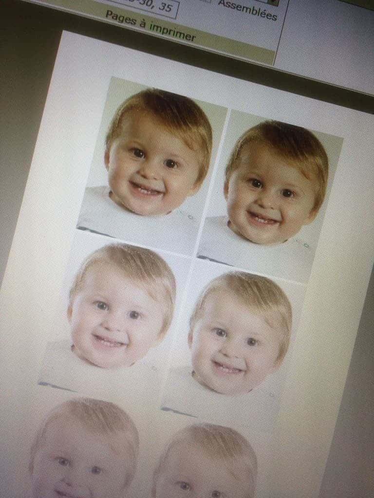 Vos photos d'identité en 15 minutes au Studio Fhano.eu www.7700.be