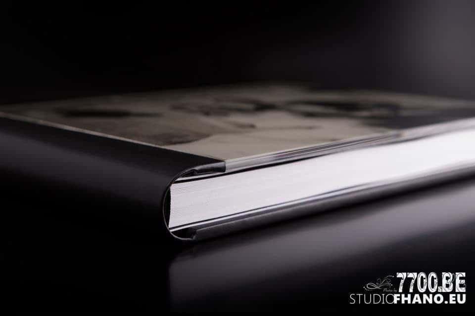 Album de prestige réalisé par le studio Fhano.eu http://7700.be